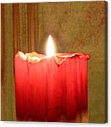 Same Candle New Color Canvas Print
