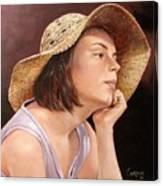 Sammie Canvas Print