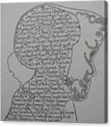 Samra Canvas Print