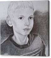 Samuel Canvas Print