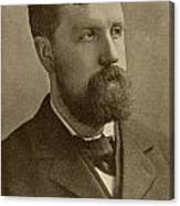 Samuel Rutherford Crockett, 1859-1914 Canvas Print