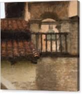 San Antonio Bell II Canvas Print
