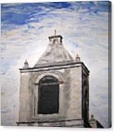 San Antonio Belltower Canvas Print