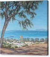 San Buenaventura Canvas Print