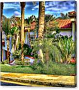 San Clemente Estate 3 Canvas Print