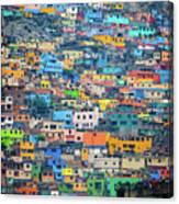 San Cristobal Canvas Print