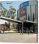 San Diego Air And Space Museum Canvas Print