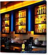 San Fran Bar Canvas Print