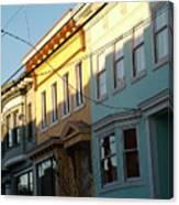San Fran Light Canvas Print