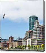 San Francisco Waterfront Canvas Print