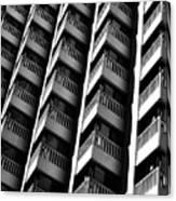 San Francisco  Financial District Canvas Print