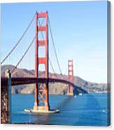 San Francisco's Golden Gate Bridge Canvas Print