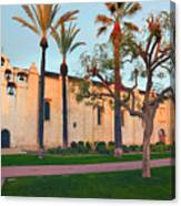 San Gabriel Mission California Canvas Print