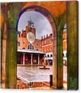 San Giacomo Canvas Print