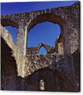 San Jose Arches A Canvas Print