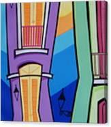 San Juan Alegre-4 Canvas Print