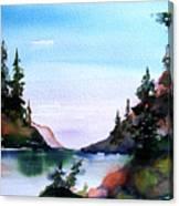 San Juan Island Canvas Print