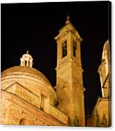 San Lorenzo Chruch Florence Italy Canvas Print