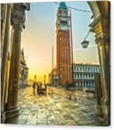 San Marco - Venice - Italy  Canvas Print
