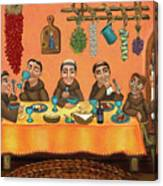 San Pascuals Table 2 Canvas Print