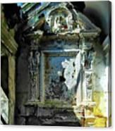 San Rocco Chapel Ruins - Cappella San Rocco Rovine Canvas Print