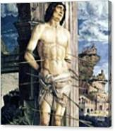 San Sebastian 1480 Canvas Print
