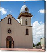 San Ysleta Mission Canvas Print
