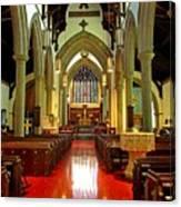 Sanctuary Christ Church Cathedral 2 Canvas Print