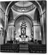Sanctuary - Mission Concepcion No 2 Canvas Print