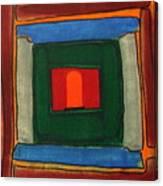 Sanctum Sanctorium Canvas Print