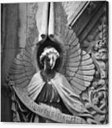 Sanctus Sanctus Sanctus Canvas Print