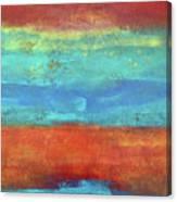 Sand And Sea I Canvas Print