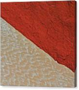 Sand And Stone Canvas Print