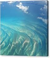 Sand Banks Canvas Print