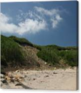 Sand Dunes I Canvas Print