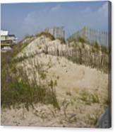 Sand Dunes II Canvas Print