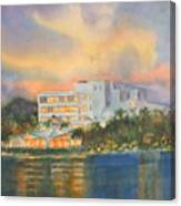 Sandcastle Retreat  Canvas Print