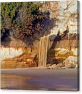 Sandfall II Canvas Print