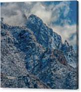 Sandia Mountains 2 Canvas Print