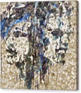 Sandsey Beaches Fragmented Canvas Print