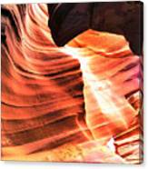 Sandstone And Dust Canvas Print