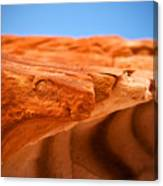 Sandstone Edge Canvas Print