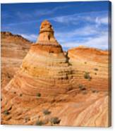 Sandstone Tent Rock Canvas Print