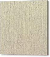 Sandy Beach Detail Lined Texture Background Canvas Print