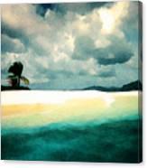 Sandy Cay Canvas Print