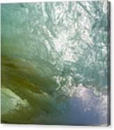 Sandy's Power 5 Canvas Print