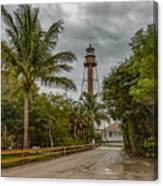 Sanibel Island Lighthouse Canvas Print