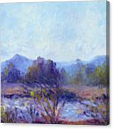 Santa Ana River Canvas Print