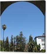 Santa Barbara Sky Canvas Print