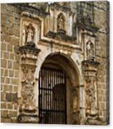 Santa Clara Antigua Guatemala Ruins 2 Canvas Print